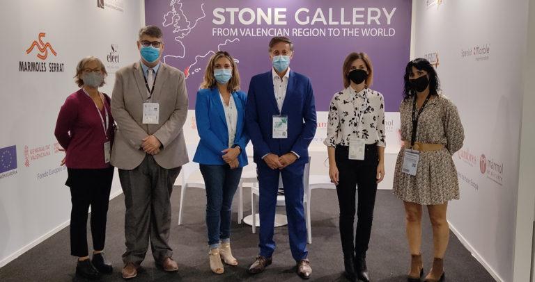 La Stone Gallery se promociona en Marmomac, la feria líder del mármol a nivel mundial celebrada en Verona (Italia)