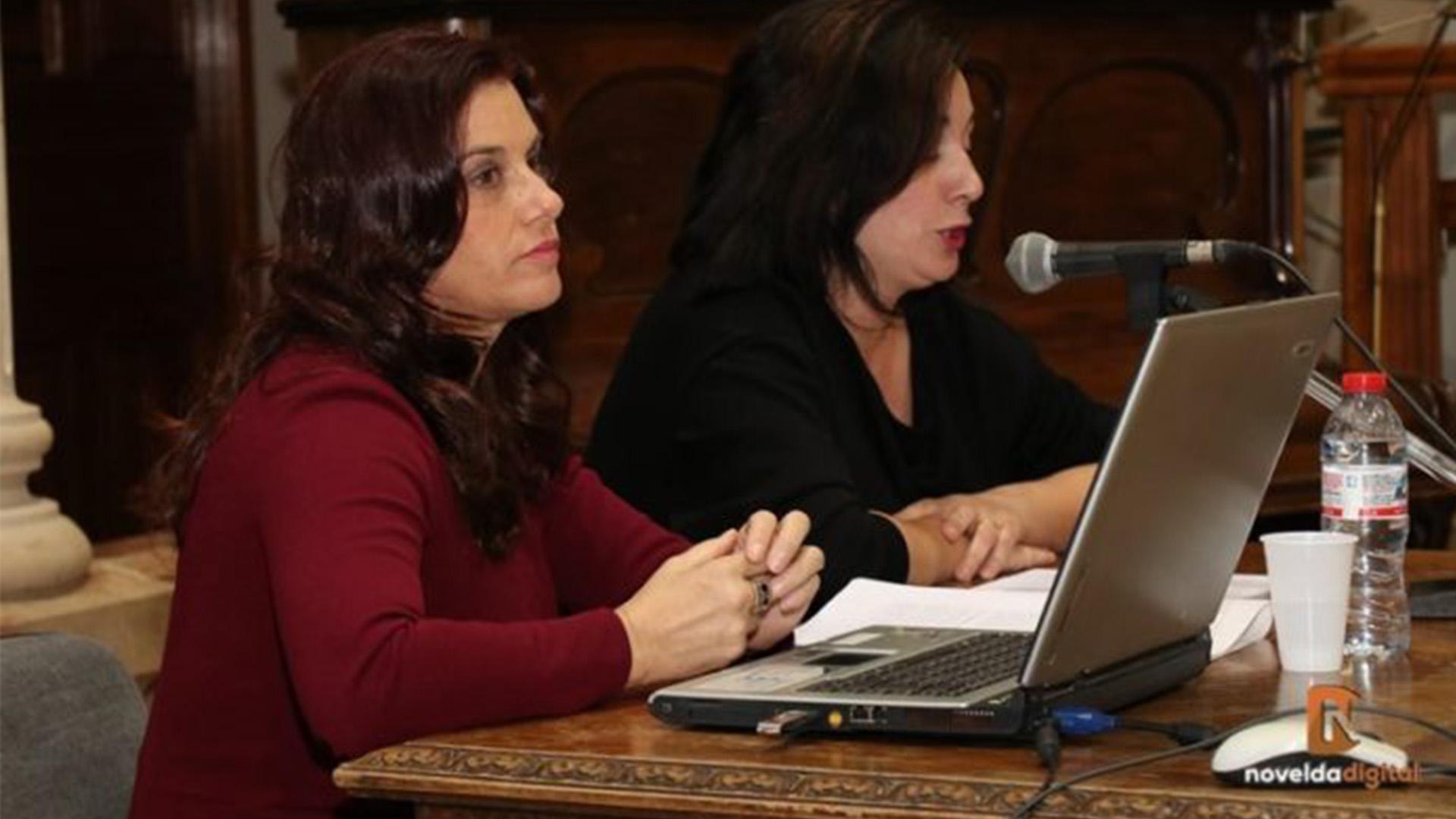 Verónica Quiles y David Beltrá presentan el libro «Citas con la Huerta de Alicante desde Sant Joan»