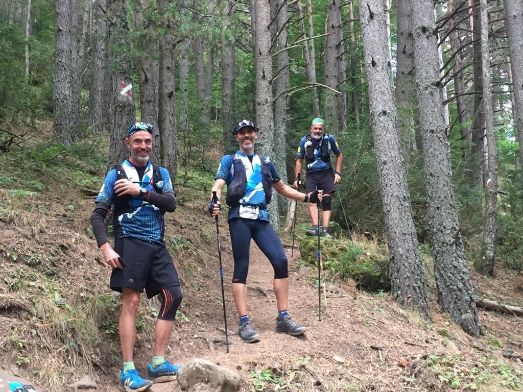 La sección de carreras por montaña del Club Novelder de Muntanyisme vuelve a las competiciones y a la Lliga de Segments