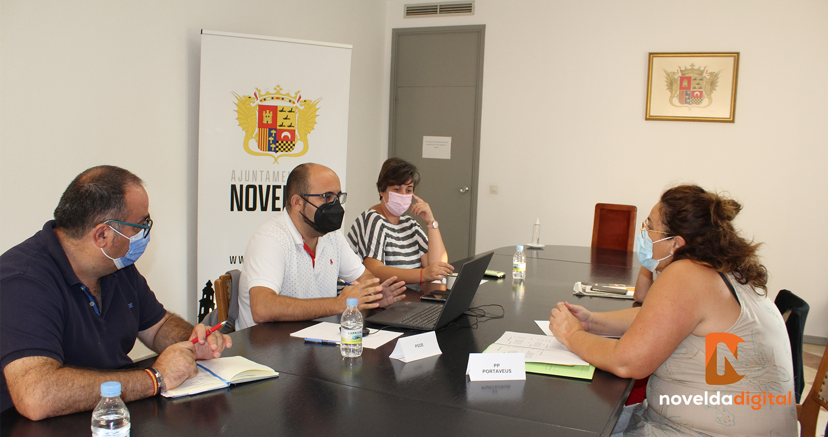 El equipo de Gobierno comienza la ronda de consultas con partidos y sindicatos para la aprobación del Presupuesto General de 2022
