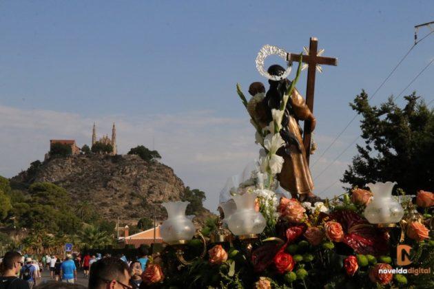 Definitivamente La Santa volverá al Santuario el 31 de octubre