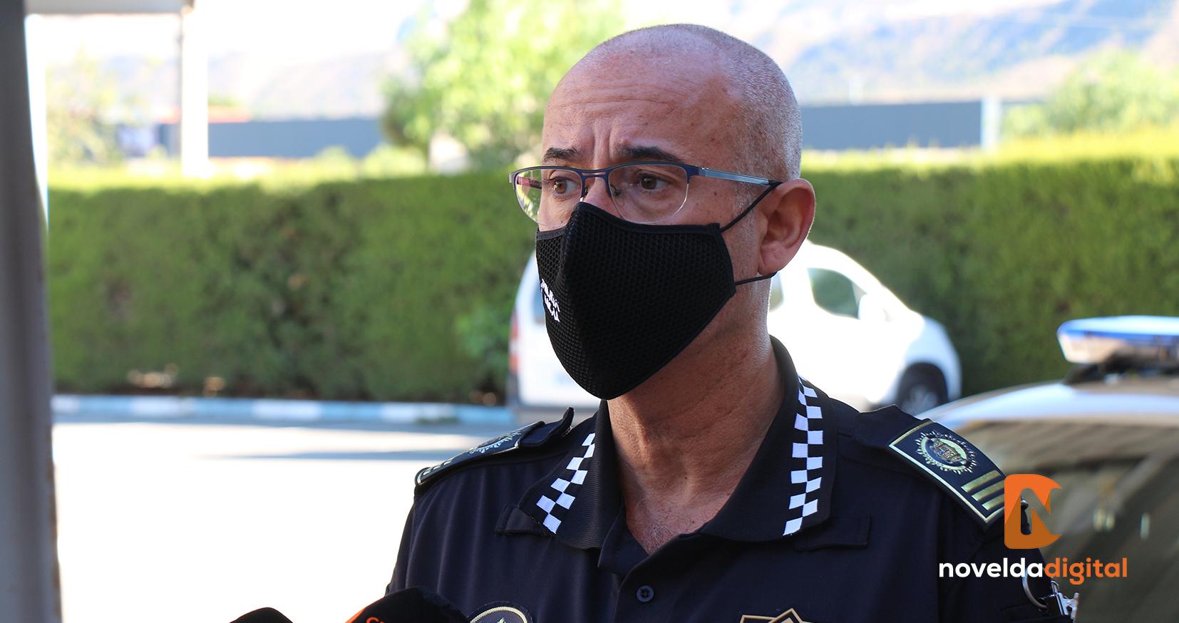 Fin de semana más tranquilo en Novelda debido al refuerzo policial en zonas calientes y locales de copas