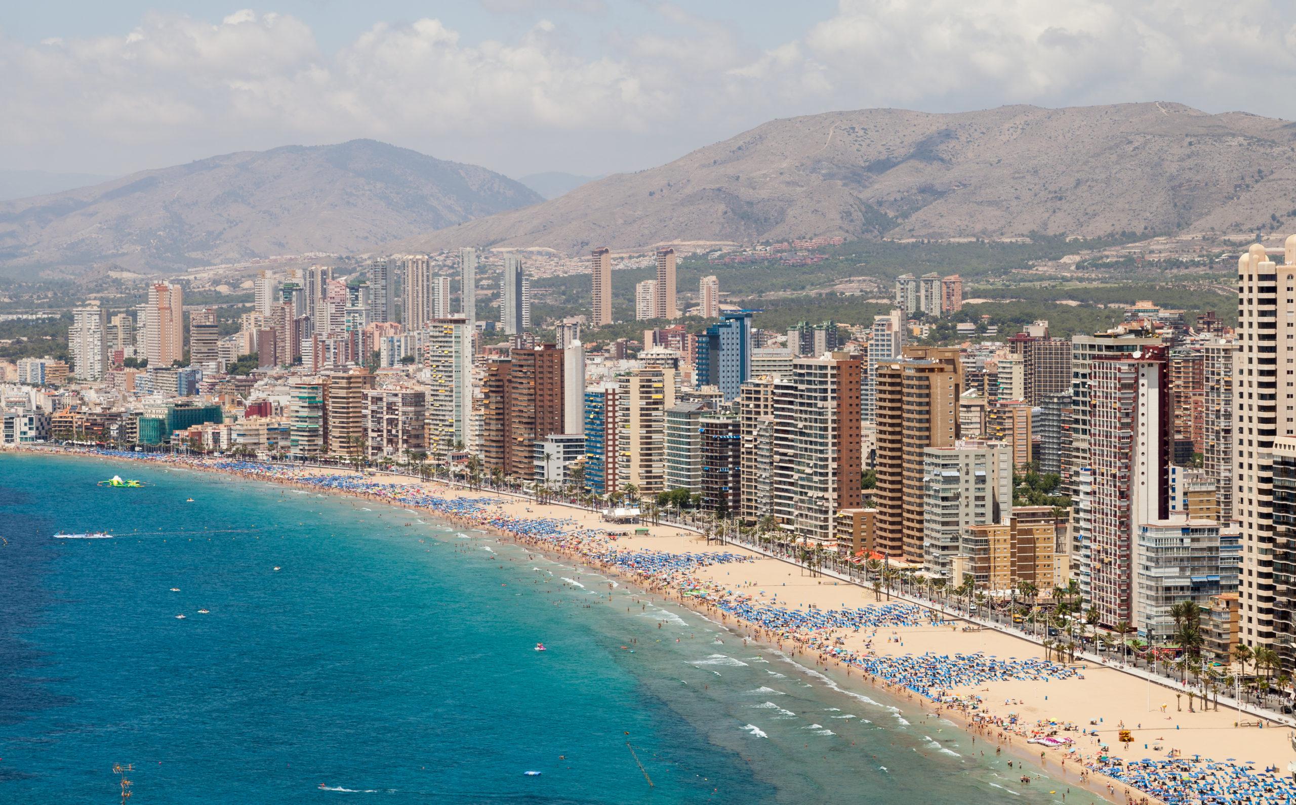 La Comunitat Valenciana registra en septiembre una ocupación media hotelera en el litoral del 70%