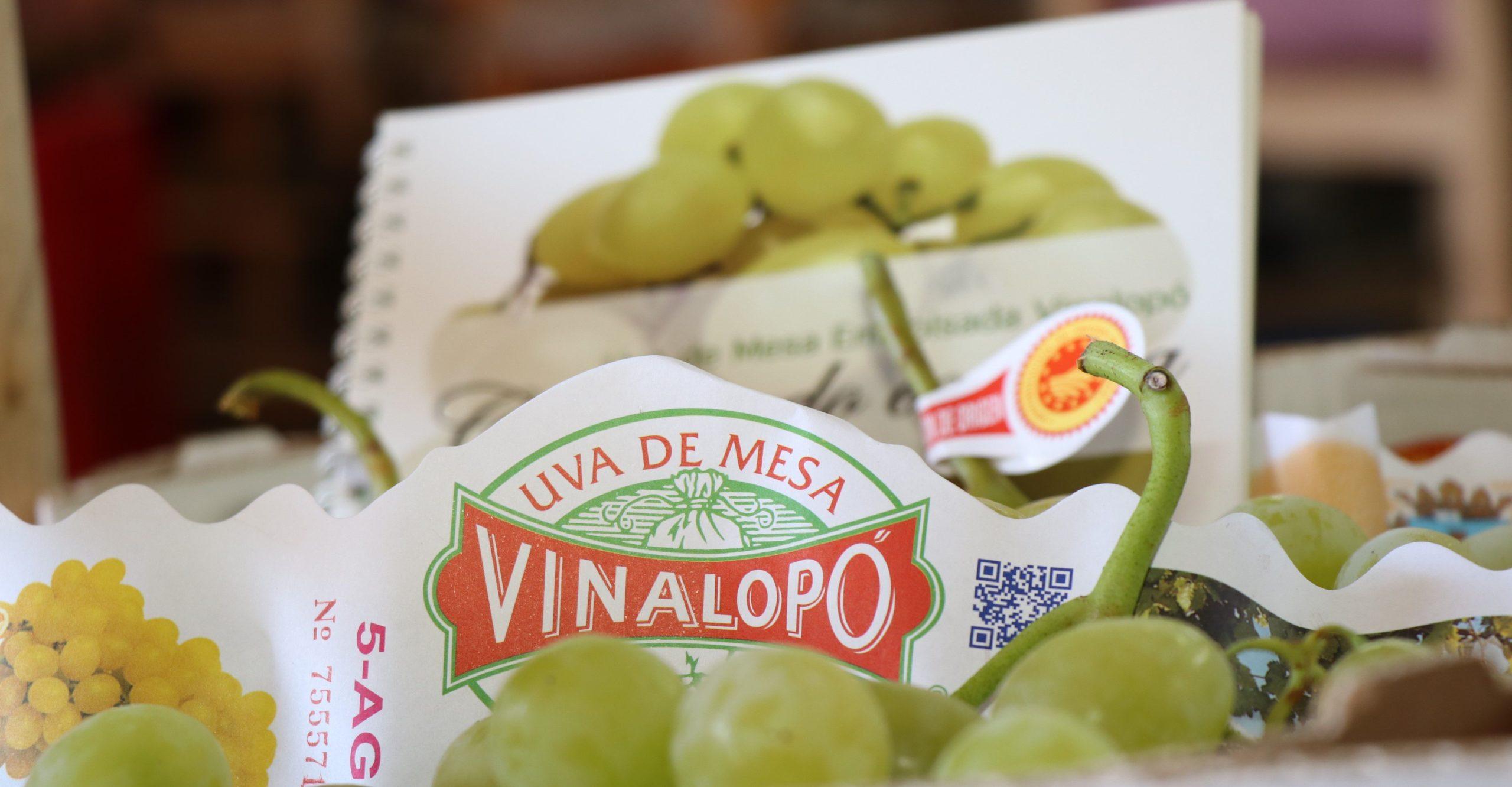 """La DOP de la Uva de Mesa Embolsada del Vinalopó regresa a Fruit Attraction con la campaña """"La Uva Mejor Protegida del Mundo"""""""
