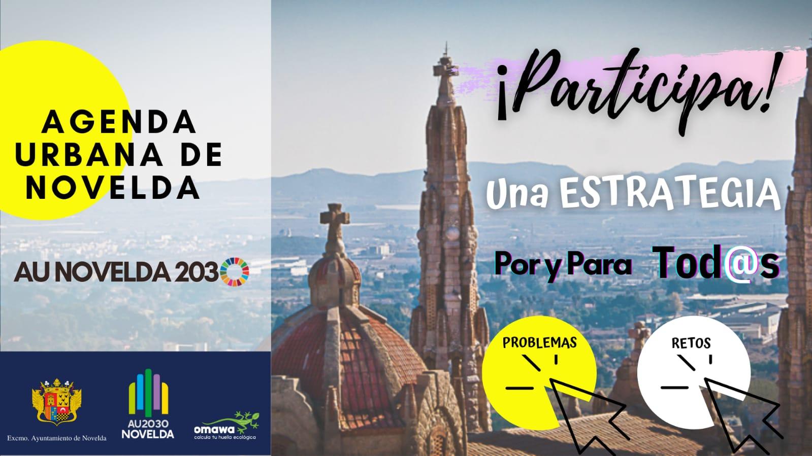 Participación pone en marcha la segunda fase del proceso participativo de la Agenda Urbana 2030