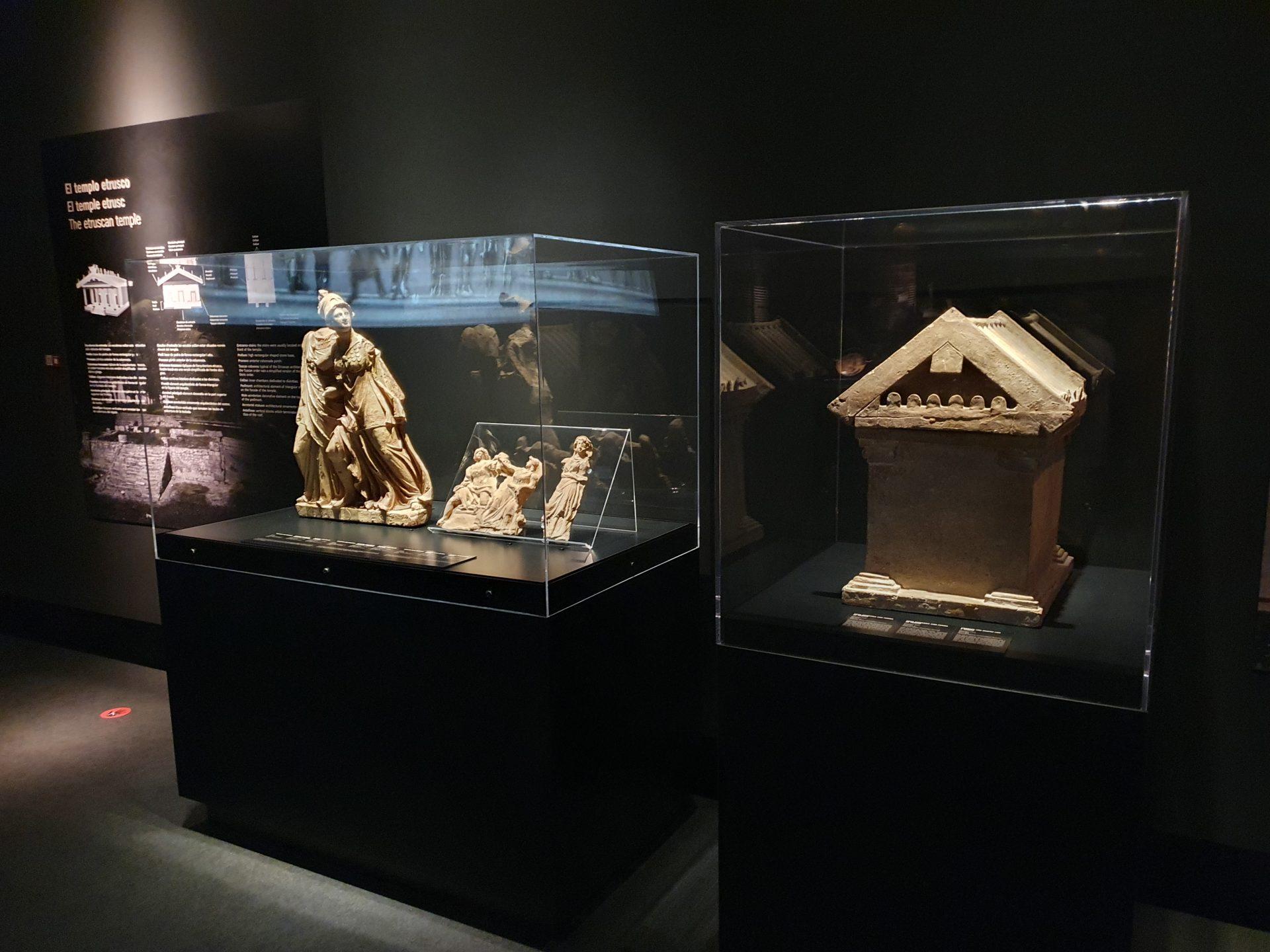 El MARQ programa jornadas de puertas abiertas en el Museo para visitar la exposición sobre los etruscos