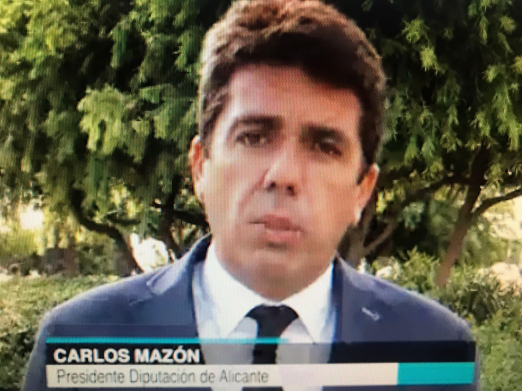 Mensaje Institucional 9 de Octubre (Día de la Comunidad Valenciana) del Presidente de la Diputación Carlos Mazón