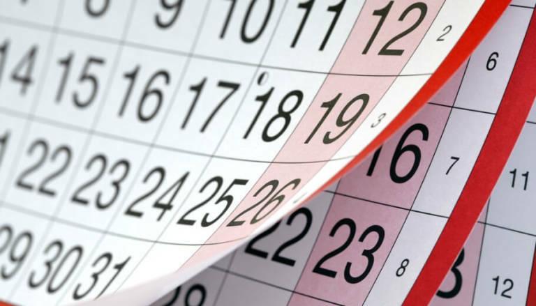 El Consell aprueba el calendario laboral de 2022
