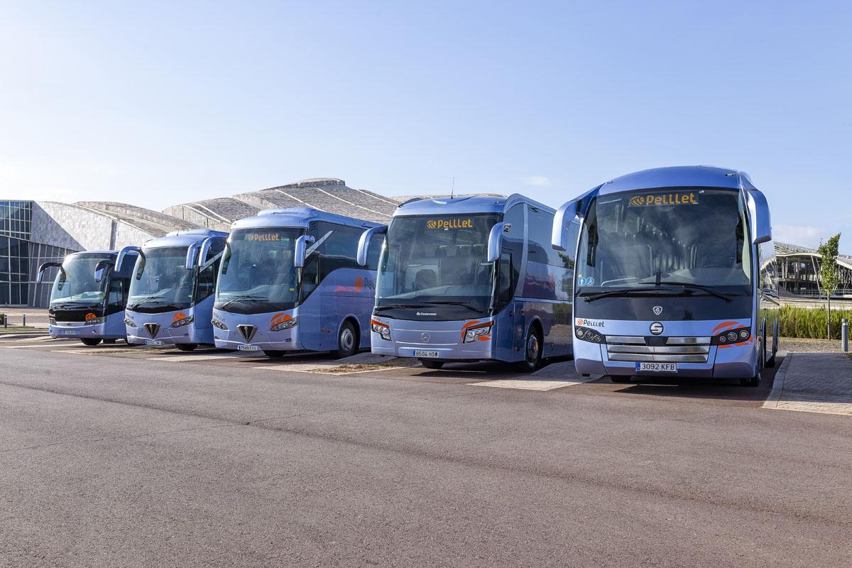La Generalitat destina 15 millones de euros adicionales para ayudar al transporte concesional de autobuses por carretera