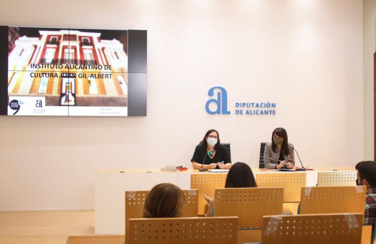 El Gil-Albert encara el último trimestre del año con nuevas propuestas como el ciclo 'Mestizajes' y el homenaje al 120 aniversario de la Casa Bardín
