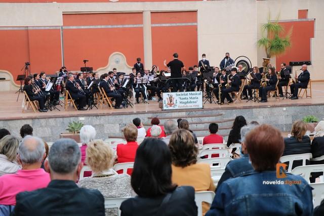 Gran «Concierto de Otoño» de la Sociedad Musical Santa María Magdalena