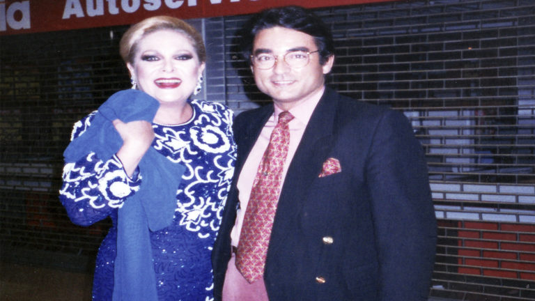 Muere la cantante Conchita Márquez Piquer