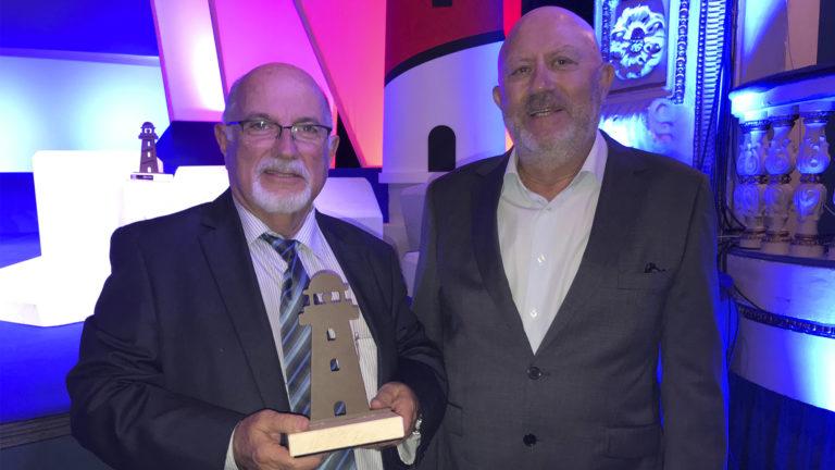 Mármoles Seller galardonada y homenajeada como empresa centenaria de la provincia de Alicante